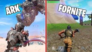 Fornite, Ark mobile y los Juegos Nuevos para Android 2018
