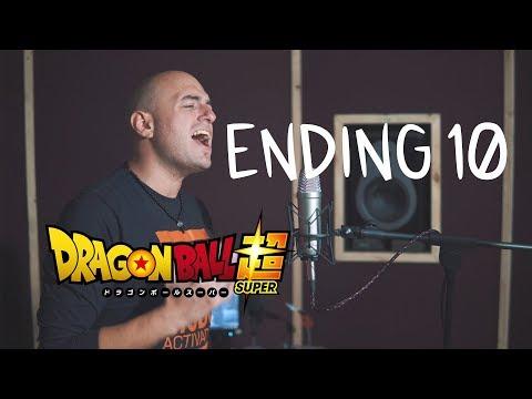 """""""Dragon Ball Super Ending 10"""" Latino"""