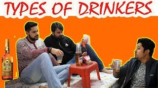Types Of Drinkers | Indians After Drinking