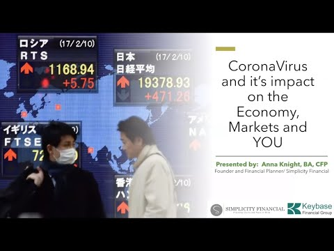 corona-virus-and-it's-impact-on-the-economy,-markets-and-you!