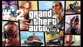 Grand Theft Auto V | En Español | Capítulo 2