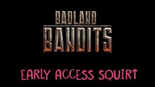 BADLAND BANDITS - Alphabear Impressions