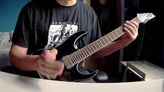 EASY METALCORE/ MELODIC HARDCORE RIFF LESSON