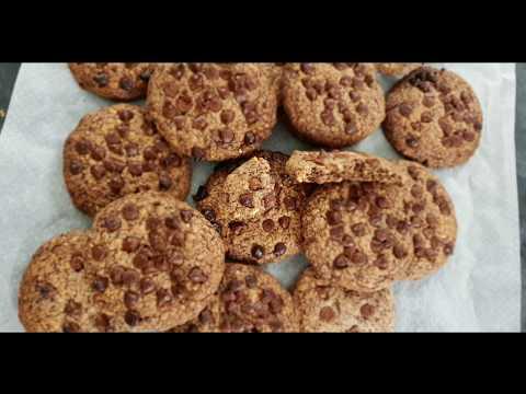 chocolate-american-cookies-/-croustillant-/moelleux