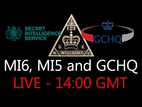 Spy bosses from MI5, MI6 and GCHQ questioned - Truthloader