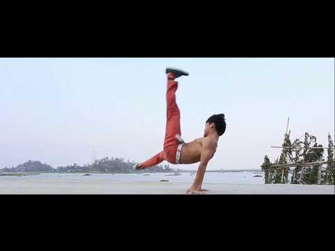Best Bboy powermoves compilation part 1,2018 Manipur(India)