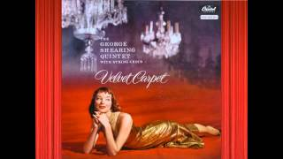 Dancing On The Ceiling - George Shearing Quintet (with String Choir)