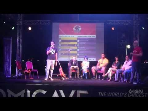 Watch the Full IGN Convention Dubai Celebrity AMA