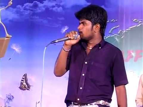 Best Tamil Kana Song Sing by Kumar at his staff day celebration | All Staffs completely enjoyed.