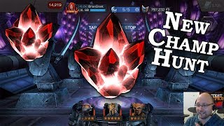 5-Star Opening - New Champ Hunting | Marvel Contest of Champions