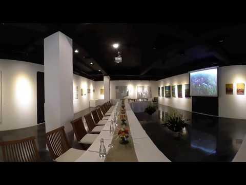 Moment 360° - Expo Meeting Room Alila Ubud Bali