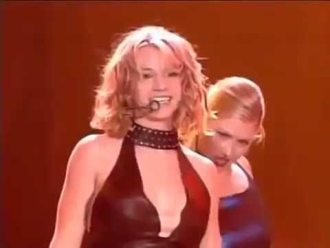 Britney Spears - Live @ MTV Europe Music Awards 1999