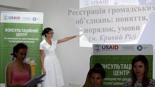 видео Как зарегистрировать общественную организацию