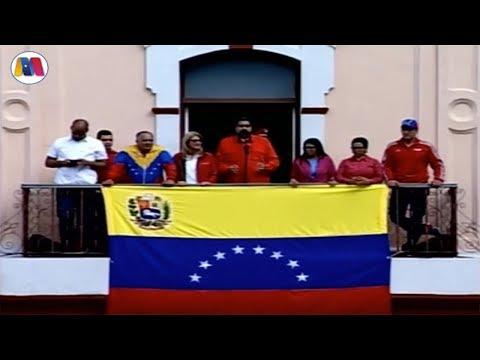 The US Strategy for Regime Change in Venezuela