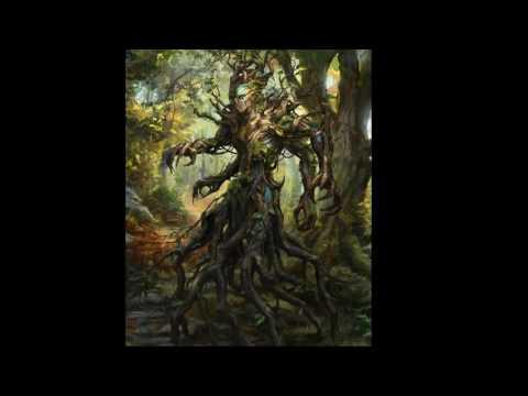 Король эльфов - страшная сказка под музыку