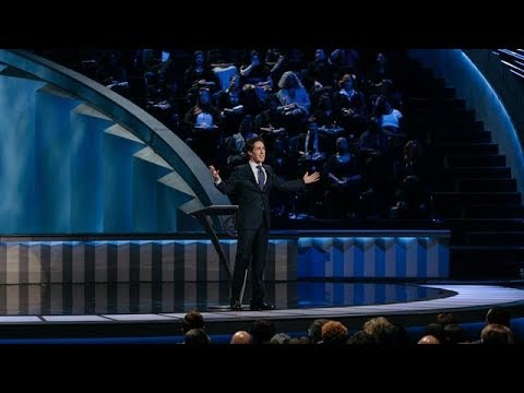 The God Who Exceeds Expectations - Joel Osteen