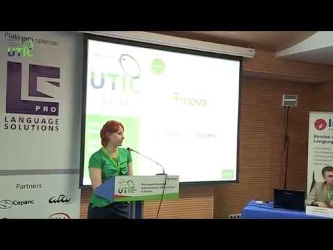 UTIC-2014. Основные проблемы и особенности перевода медицинских текстов. Ася Щедрая