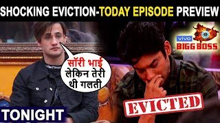 Biggboss 13, Today Episode Preview, Siddharth shukla will evicted for pushing asim, paras won task