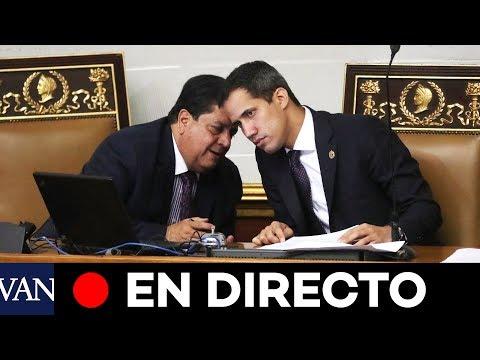 [EN DIRECTO] Guaidó convoca una Asamblea Nacional extraordinaria sobre el nuevo apagón en Venezuela