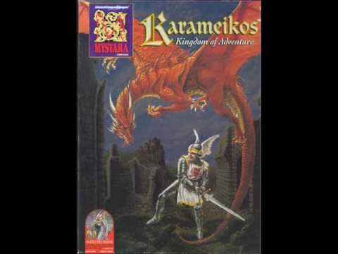 Riddle Of The Runes - Mystara Theme