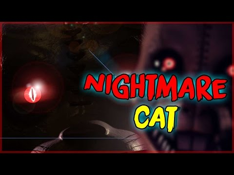FIVE NIGHTS AT CANDY'S 3 NIGHTMARE CAT CONFIRMED - FNAC3 NEW TEASER