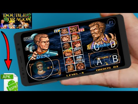 [APK] How To Download Double Dragon Game Android Devices | Official Video Game | By Arcade Android