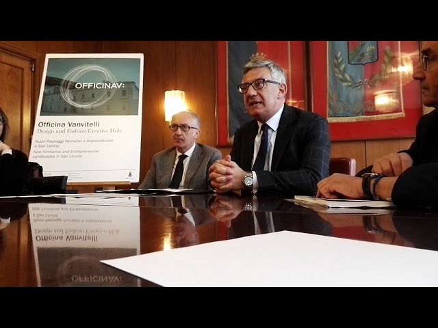CONFERENZA STAMPA - SINERGIE TRA COMUNE E UNIVERSITA - APPIA POLIS