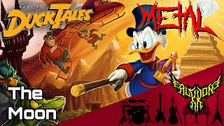 DuckTales - The Moon 【Intense Symphonic Metal Cover】