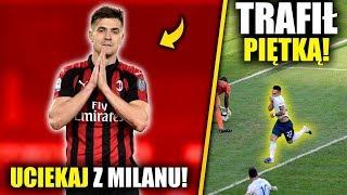 Piątek UCIEKAJ! Ac Milan WYRZUCONY z Ligi Europy! Cudowne trafienie PIĘTKĄ!