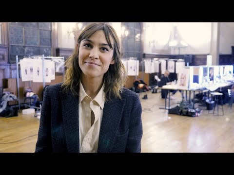 """Alexa Chung Throws a """"Prom"""" in Paris to Present New Fashion Collection"""