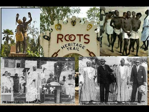 History Of The Gambia