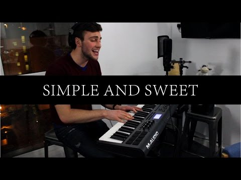 Jon Bellion Simple and Sweet Cover
