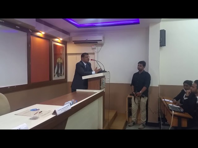 AL AMEEN COLLEGE OF LAW  INTERACTIVE SESSION Full HD