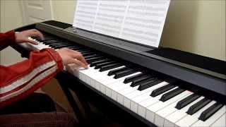 Mayday五月天【傷心的人別聽慢歌(貫徹快樂)】鋼琴版 piano by CHM