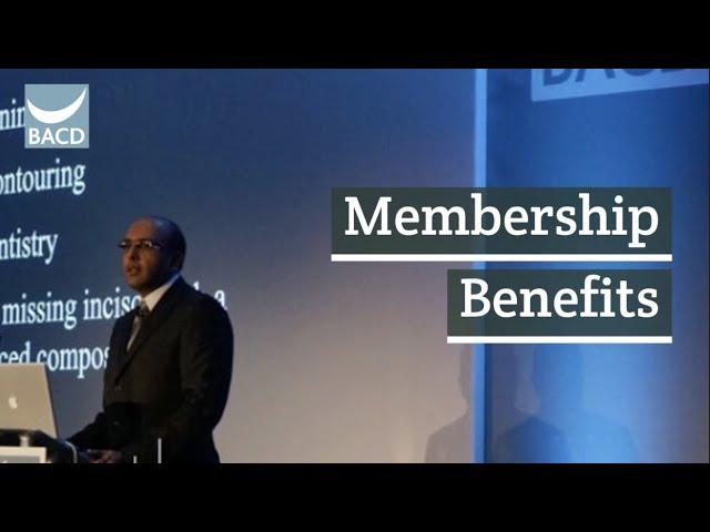🆕 BACD Membership Benefits 👉 BACD New Video