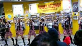 2013年2月2日(土) 14:00~ タワーレコード広島店インストアLive 山口活...