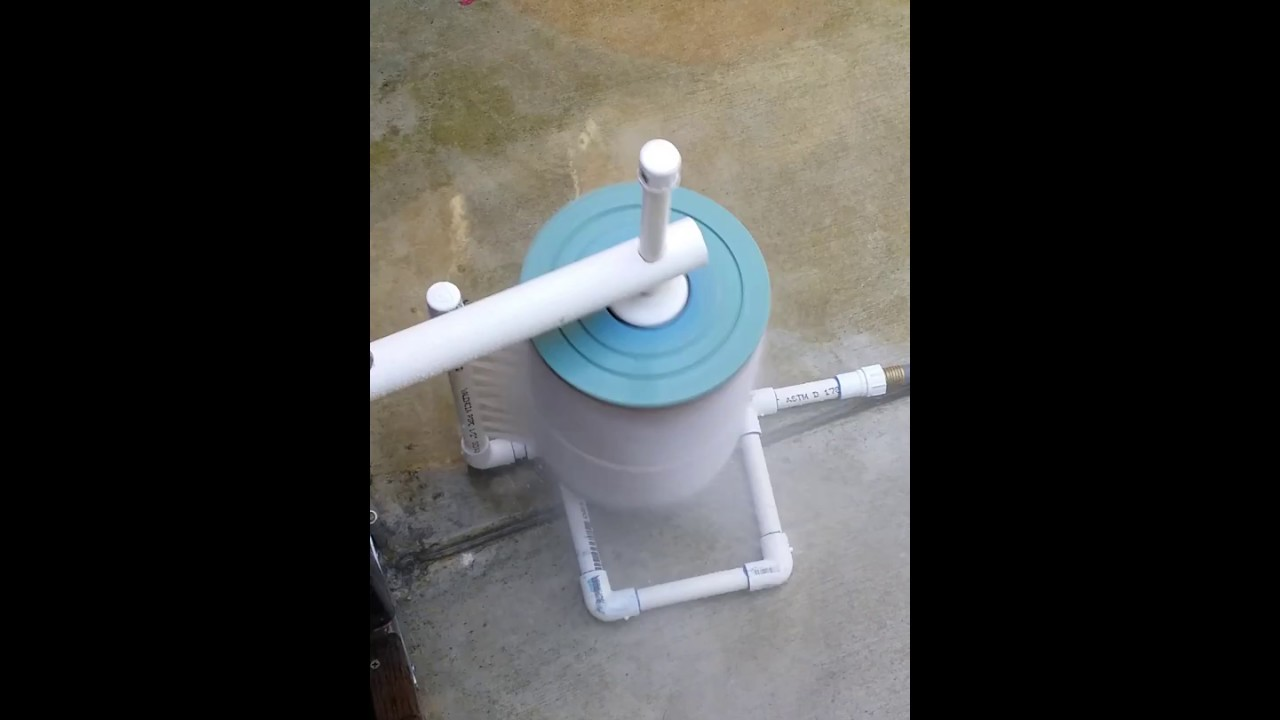 HOW TO CLEAN YOUR HOT TUB FILTER - YouTube
