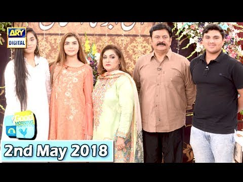 Good Morning Pakistan - 2nd May 2018 - ARY Digital Show