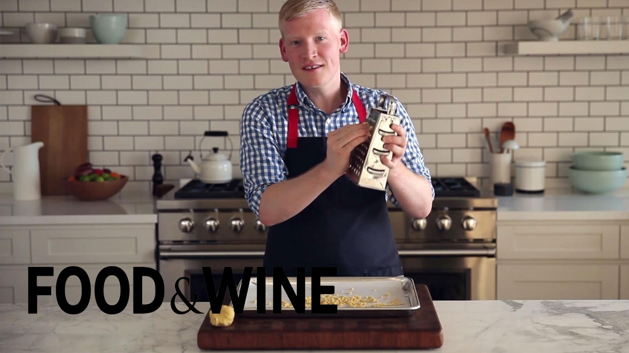 make your own pasta without a machine
