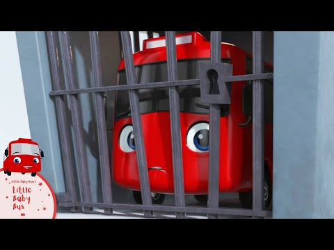 Buster in Jail!