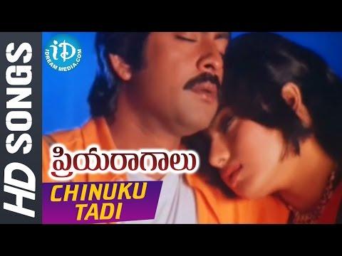 Chinuku Tadi Video Song - Priyaragalu Movie || Soundarya || Jagapati Babu || MM Keeravani