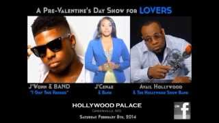 Jwonn and Band, Avail Hollywood and the Hollywood Show Band & J