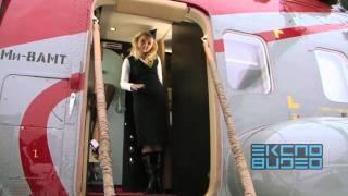 VIP-вертолет для серьезных людей(Вертолеты России создают VIP-версии вертолетов для деловой и политической элиты. Презентационный фильм..., 2011-08-28T13:58:14.000Z)