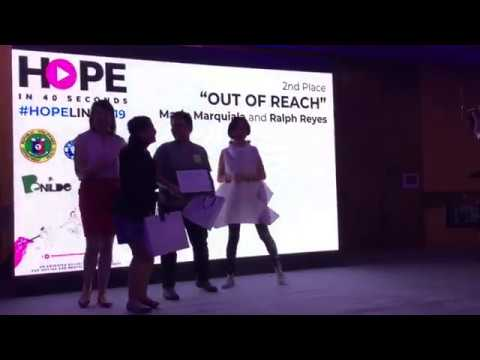 GLOBE HOPE IN 40 SECONDS AWARDS + IN-HOUSE COFFEE?!