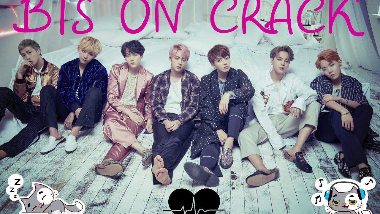 Download BTS on Crack №9( Russian ver.) Перезаливка ...