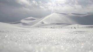 Snow and ice create stunning views in northwest China