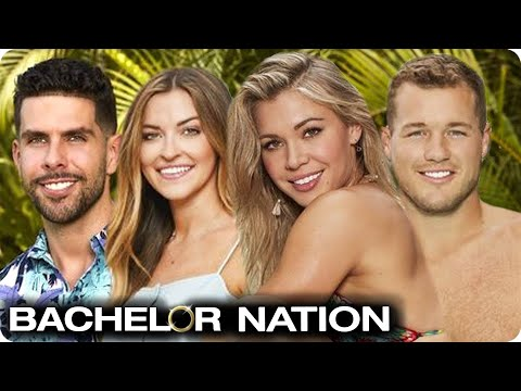 Colton/Tia/Chris/Krystal = Love Square! | Bachelor In Paradise US