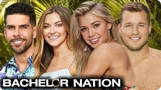 Colton/Tia/Chris/Krystal = Love Square! | Bachelor In Paradise US