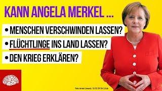 Wie viel Macht hat Angela Merkel?