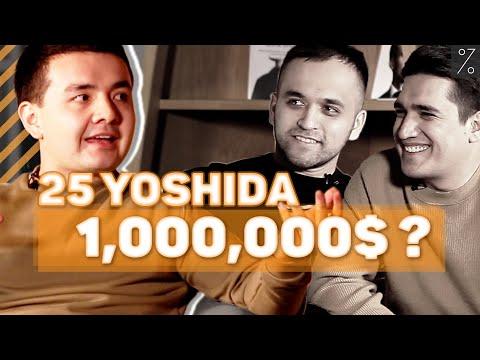 Jahongir Po'latov – Milllion Dollar, To'y Va Og'ir Judolik Haqida | 1%